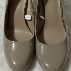 Merona Tan Pumps